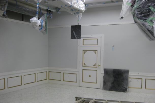 モルタル造形の施工事例 No.3