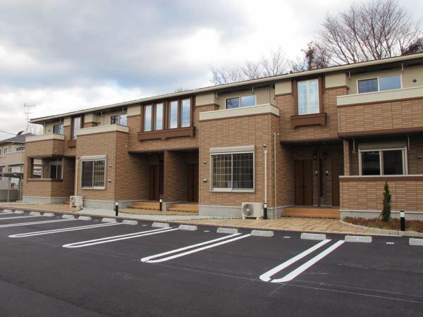 アパートマンション新築工事での施工実例