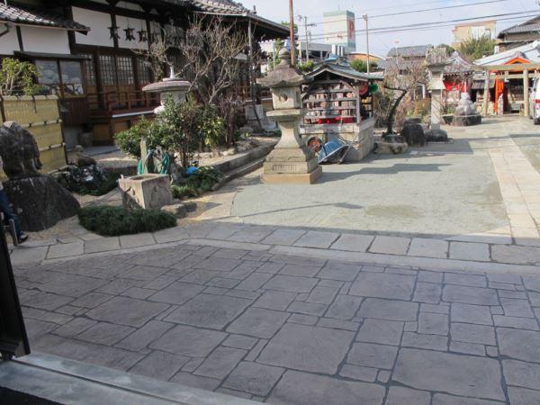 スタンプコンクリート (1)