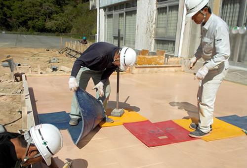 DIY応援!デザインコンクリート資材販売レンタル技術指導、お気軽にお問い合わせ下さいませ