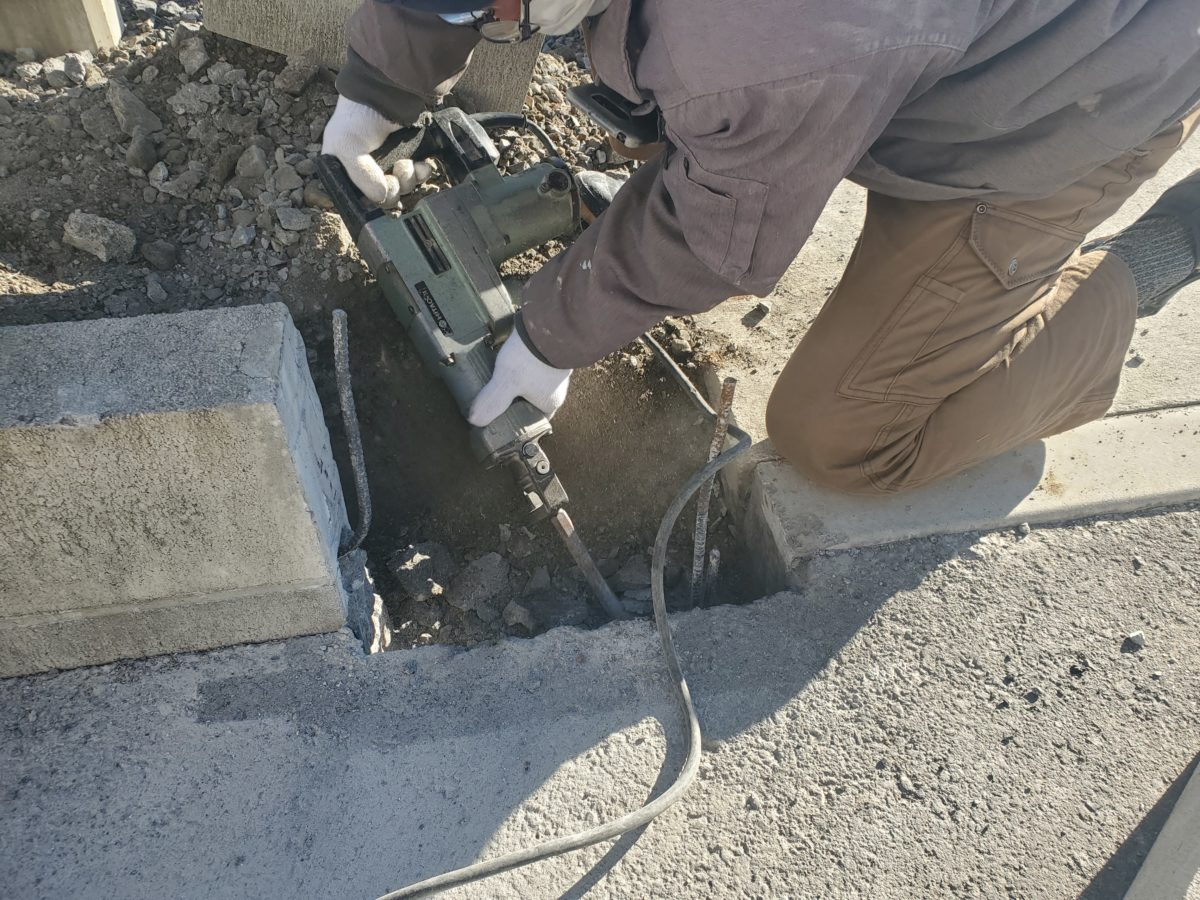 ブロック塀 修理 補修